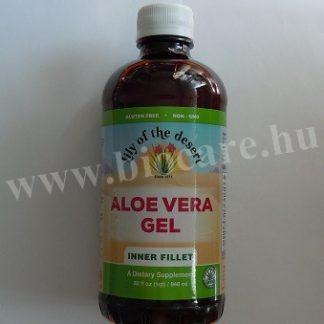 Lily of the desert Aloe vera gél
