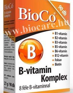 bioco b-vitamin komplex