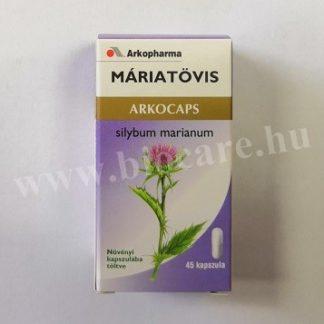 Arkocaps máriatövis kapszula