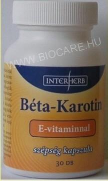 interherb béta-karotin