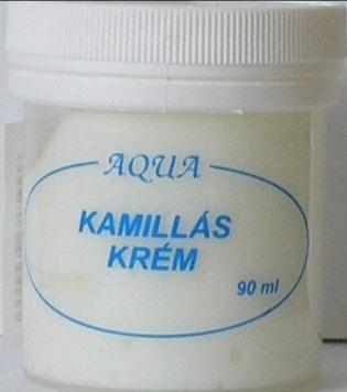 Kamillás krém - Aqua