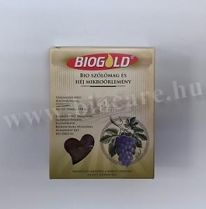 Bio szőlőmag és héj mikroőrlemény - Biogold