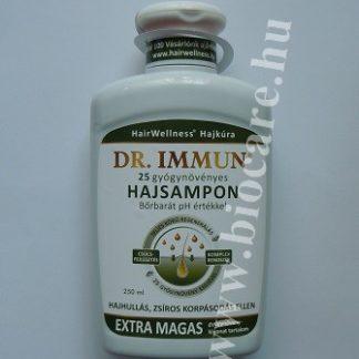 dr. immun 25 gyógynövényes sampon
