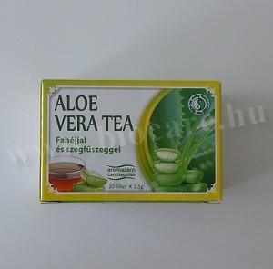 Aloe Vera tea fahéjjal és szegfűszeggel - Dr. Chen