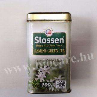 jázminos zöld tea