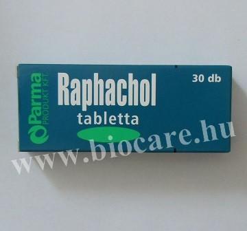 raphachol tabletta