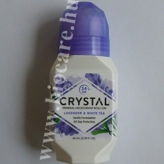 crystal golyós deo levendula