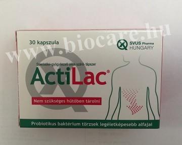 actilac kapszula
