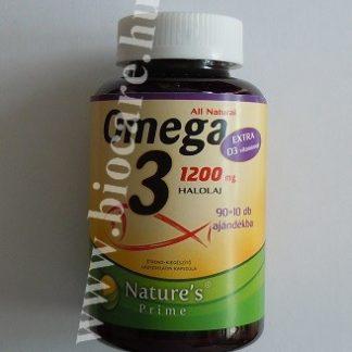 omega-3 halolaj kapszula