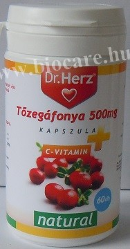 Tozegafonya kapszula - Dr. Herz.biocare