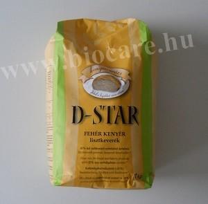 Kenyérvarázs D-star fehér kenyér