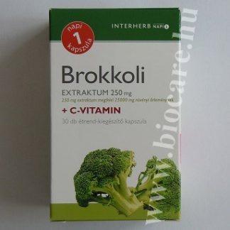brokkoli kapszula