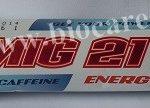 MIG 21 energy bar kókusz koffein