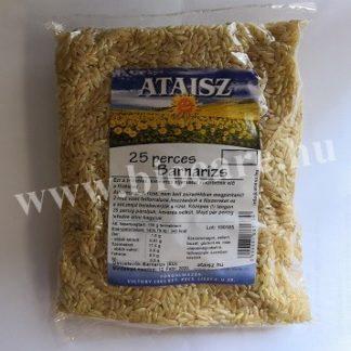25 perces barna rizs