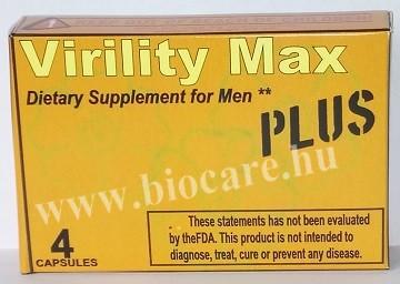 virility max kapszula
