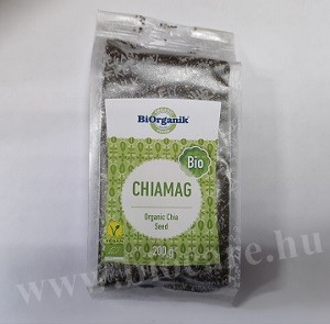 Biorganik bio chia mag 200 g
