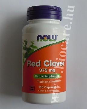 vöröshere kapszula