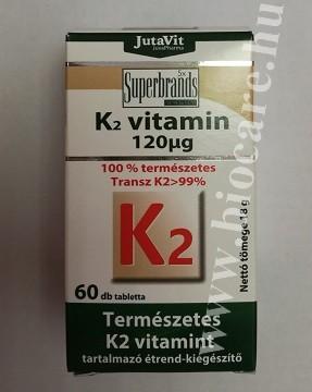 Jutavit k2 vitamin