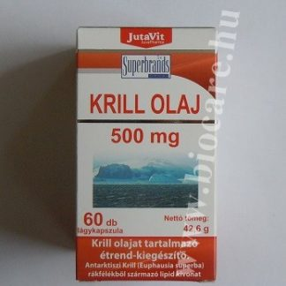 Krill olaj