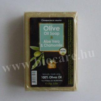 oliva szappan aloe verával