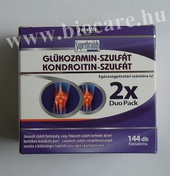 glükózamin és kondroitin bevitel