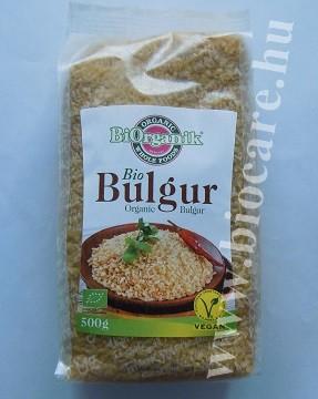 bio bulgur