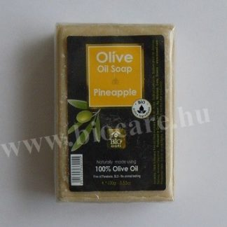 görög oliva szappan ananász