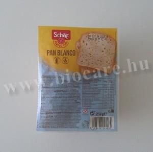 Schar Pan Blanco gluténmentes kenyér
