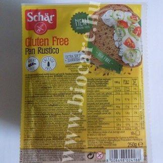 Rustico gluténmentes kenyér