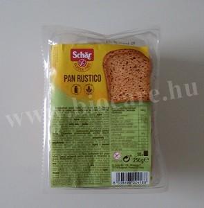 Schar Rustico többmagvas kenyér 250g
