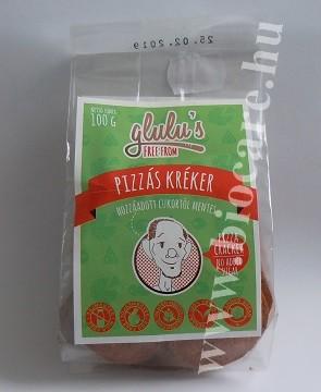 gluténmentes pizzás kréker