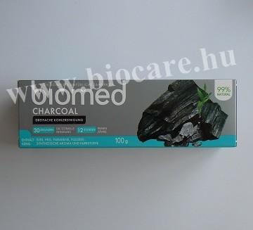 biomed aktív szenes fogkrém