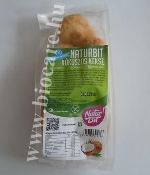 naturbit kókuszos keksz
