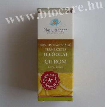 neuston citrom illóolaj