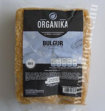 organika bulgur