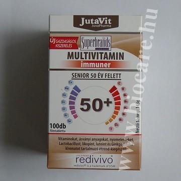 multivitamin 50 év felett