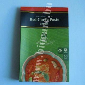 vörös curry pasta
