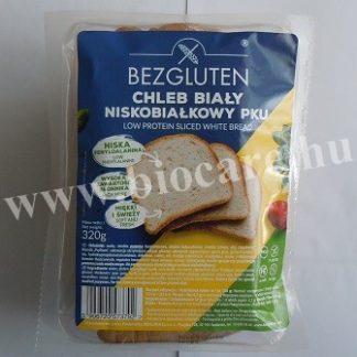 csökkentett fehérjetartalmú kenyér
