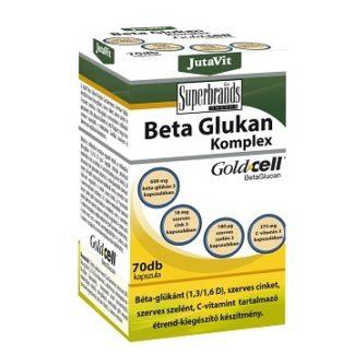 jutavit beta-glukan komplex