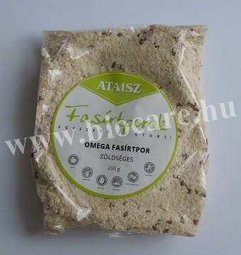 omega fasírtpor zöldséges