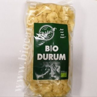 bio durum nagykocka tészta