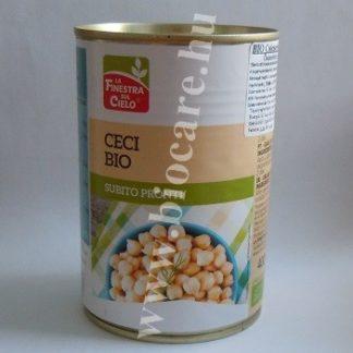 Bio csicseriborsó konzervben