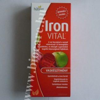 hübner iron vital
