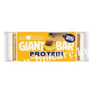 Giant bar banános protein zabszelet