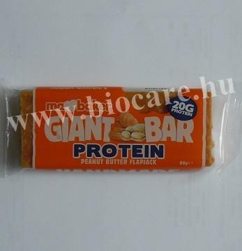 Giant bar földimogyorós protein zabszelet