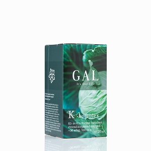 GAL K-komplex csepp