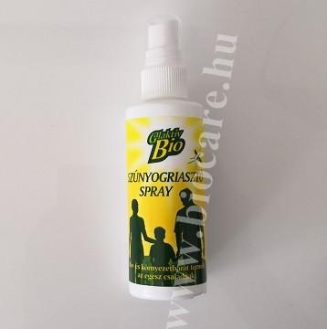 szúnyogriasztó spray