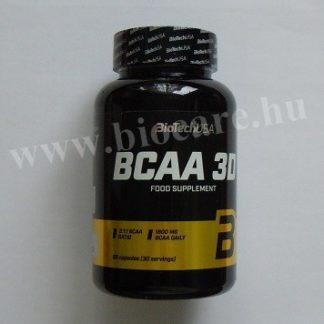 Biotech BCAA 3D kapszula