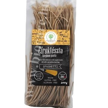 ciroktészta spagetti