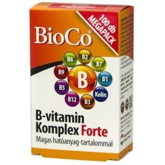 Bioco B-vitamin komplex forte